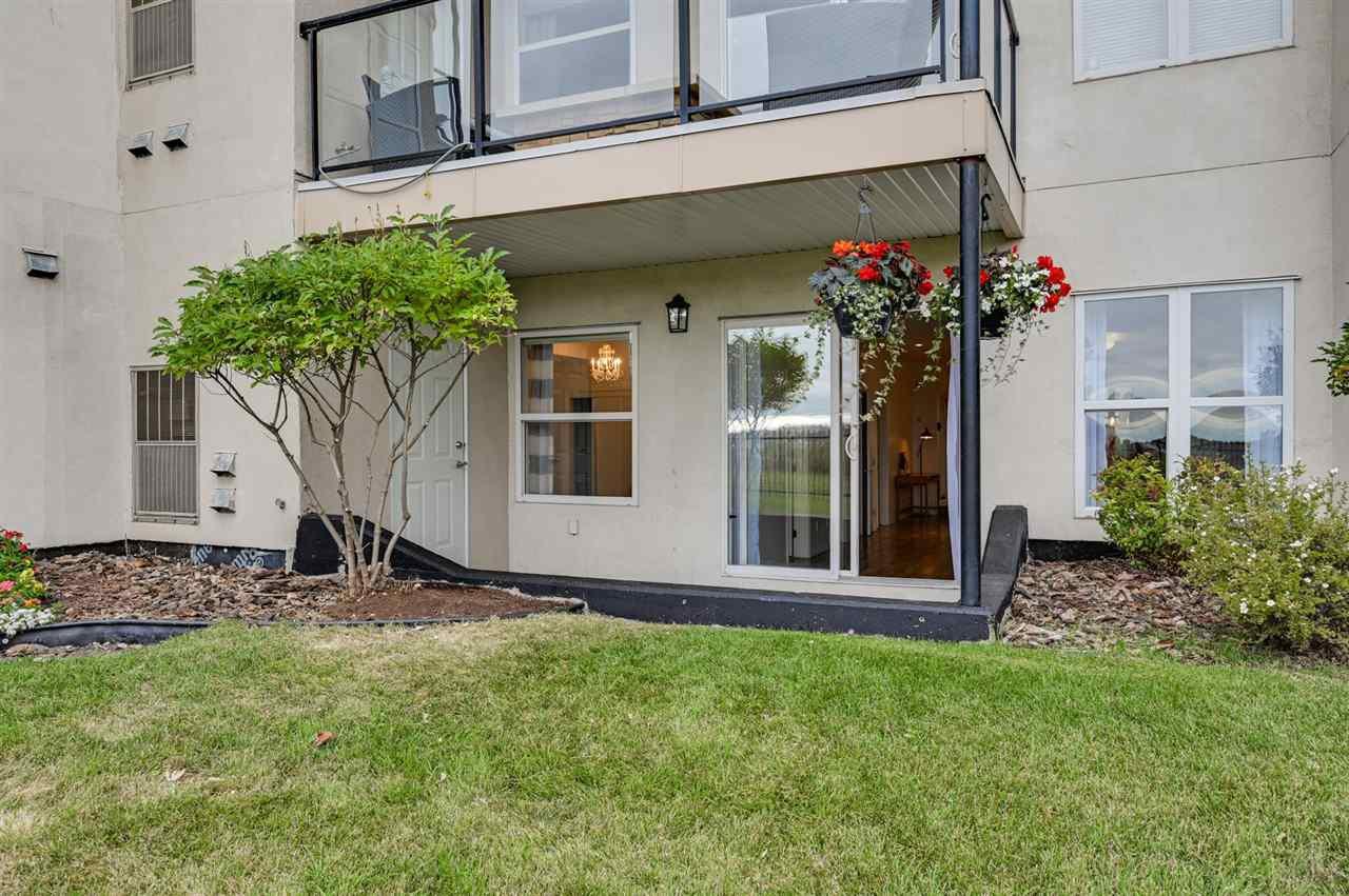 Main Photo: 117 9507 101 Avenue in Edmonton: Zone 13 Condo for sale : MLS®# E4224277