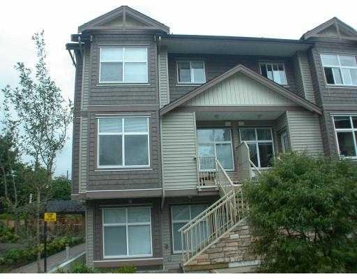 Main Photo: 110 5155 Watling in Burnaby: Townhouse for sale : MLS®# V618548