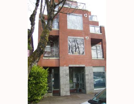 """Main Photo: 101 3673 W 11TH Avenue in Vancouver: Kitsilano Condo for sale in """"ALMA COURT"""" (Vancouver West)  : MLS®# V705715"""