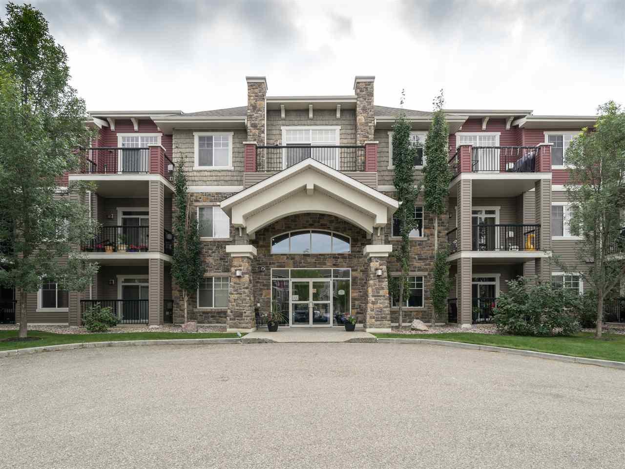 Main Photo: 135 2503 HANNA Crescent in Edmonton: Zone 14 Condo for sale : MLS®# E4169926