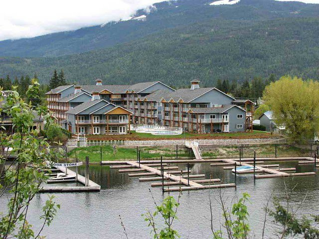 Main Photo: #A205 1118 Riverside Avenue in : Sicamous Property for sale (SM)  : MLS®# 10172798
