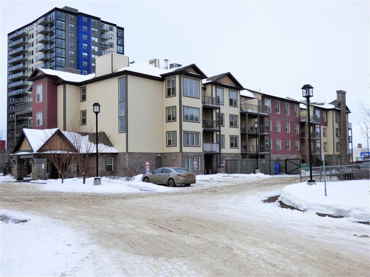 Main Photo: 204 103 AMBLESIDE Drive in Edmonton: Zone 56 Condo for sale : MLS®# E4188041