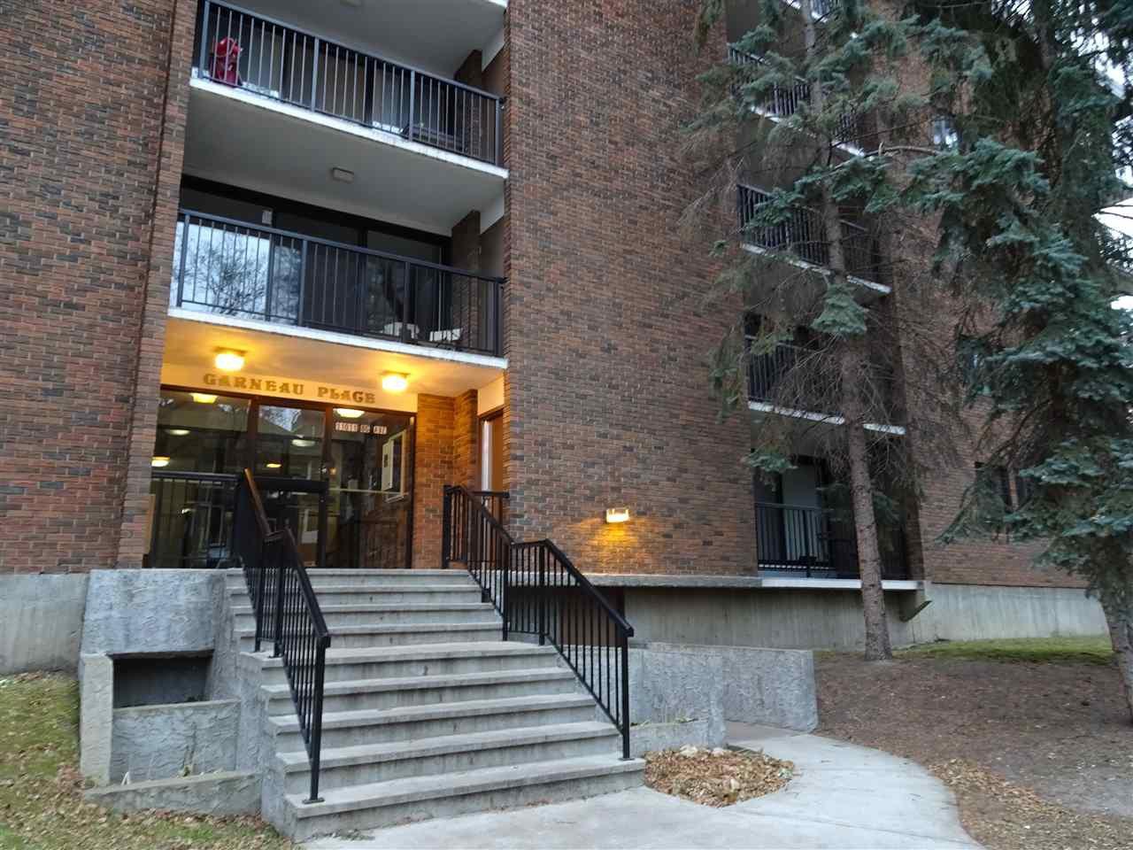Main Photo: 205 11011 86 Avenue in Edmonton: Zone 15 Condo for sale : MLS®# E4194601