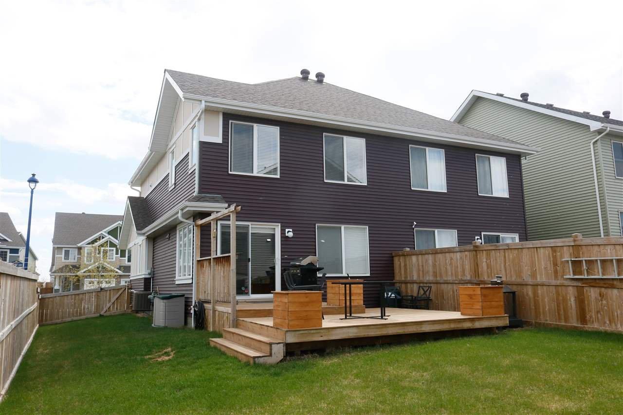 Main Photo: 6708 23 Avenue SW in Edmonton: Zone 53 House Half Duplex for sale : MLS®# E4197760