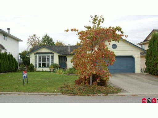 Main Photo: 31082 Sidoni Avenue in Abbotsford: House for sale : MLS®# F2922411