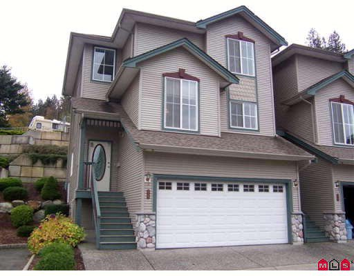 "Main Photo: 18 46360 VALLEYVIEW Road in Sardis: Promontory Townhouse for sale in ""APPLECREEK"" : MLS®# H2704830"