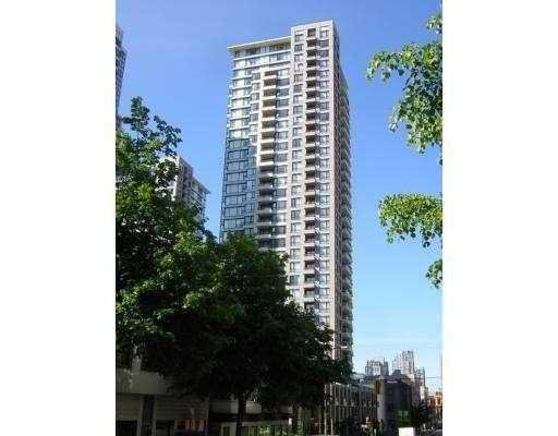 "Main Photo: 810 928 HOMER Street in Vancouver: Downtown VW Condo for sale in ""YALETOWN PARK"" (Vancouver West)  : MLS®# V694332"