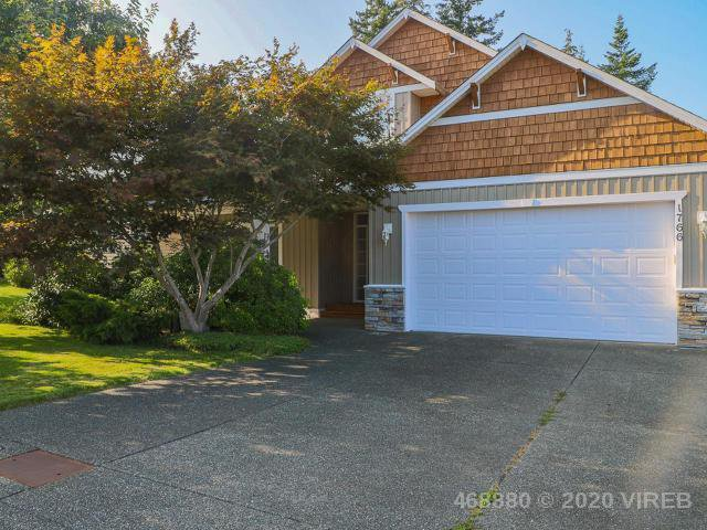 Main Photo: 1766 YEW CRT in COMOX: Z2 Comox (Town of) House for sale (Zone 2 - Comox Valley)  : MLS®# 468880