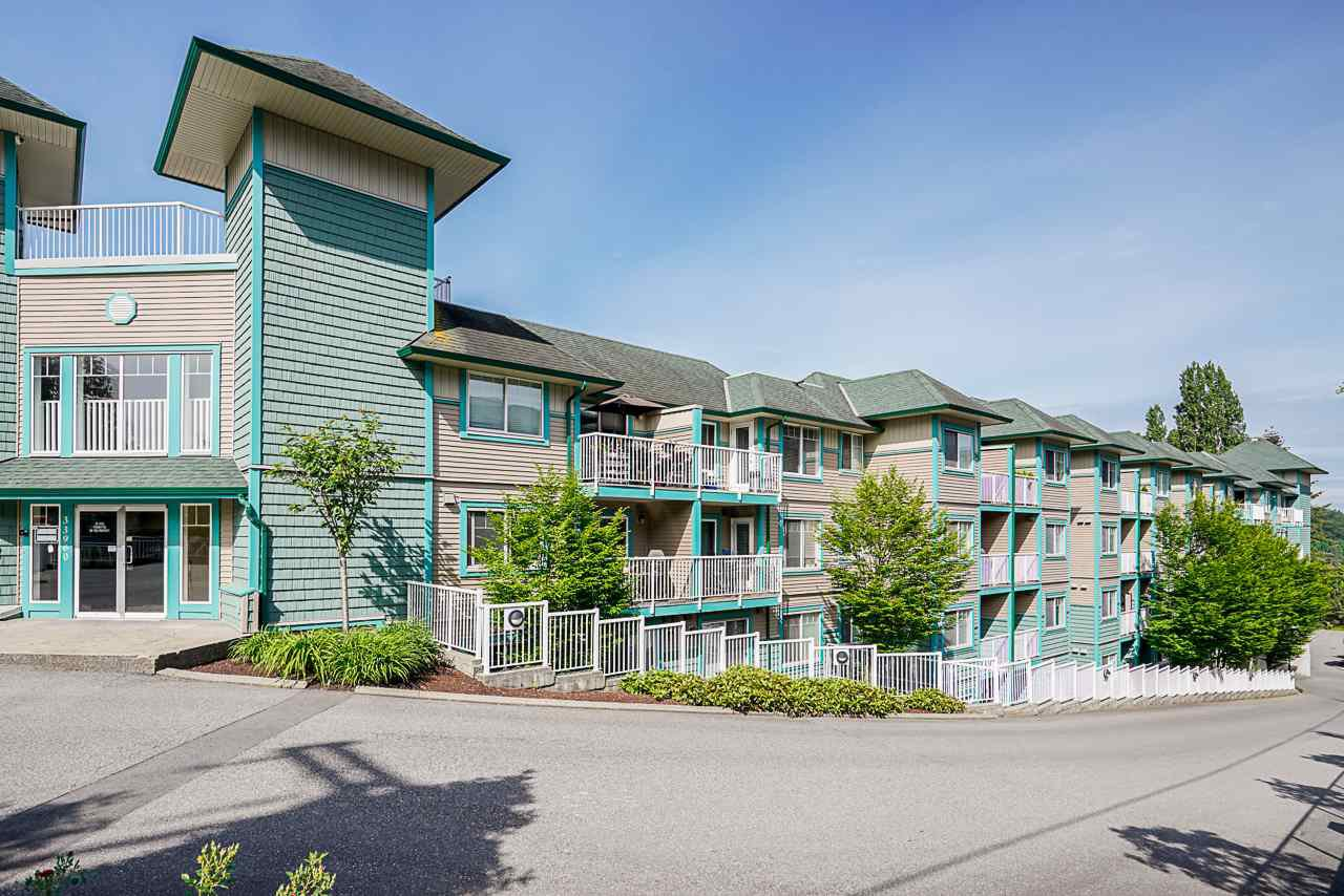 "Main Photo: 209 33960 OLD YALE Road in Abbotsford: Central Abbotsford Condo for sale in ""OLD YALE HEIGHTS"" : MLS®# R2480632"