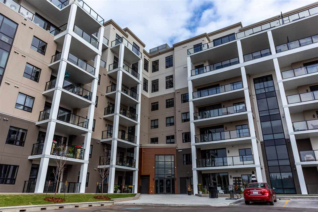Main Photo: 730 200 Bellerose Drive: St. Albert Condo for sale : MLS®# E4217738