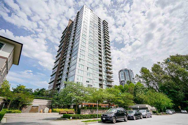 Main Photo: 2108 660 NOOTKA WAY in Port Moody: Port Moody Centre Condo for sale : MLS®# R2456720