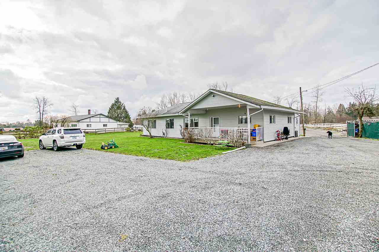 Main Photo: 2275 240 Street in Langley: Campbell Valley House for sale : MLS®# R2523705