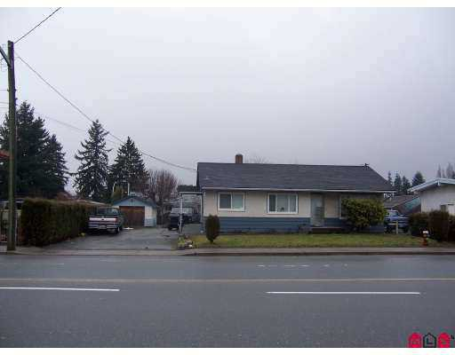 Main Photo: 31971 PEARDONVILLE Road in Abbotsford: Abbotsford West House for sale : MLS®# F2702501
