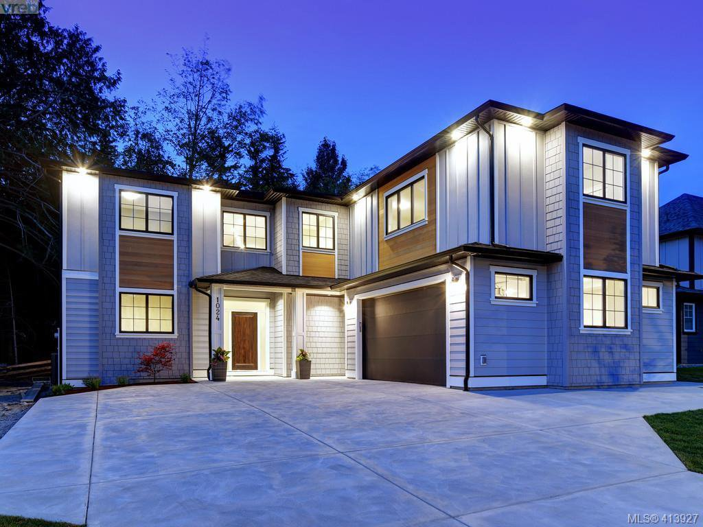 Main Photo: 1024 Deltana Avenue in VICTORIA: La Olympic View Single Family Detached for sale (Langford)  : MLS®# 413927