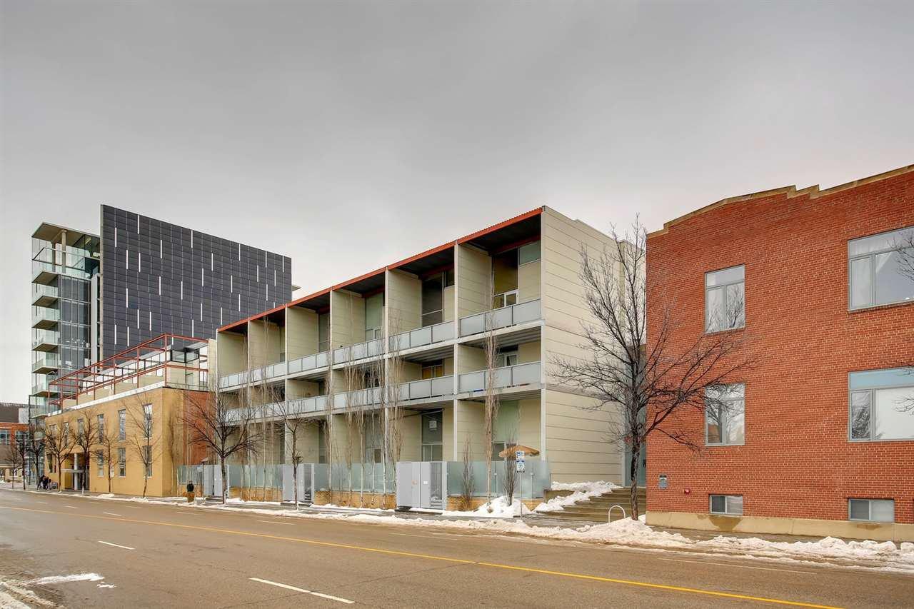 Main Photo: 314 10309 107 Street in Edmonton: Zone 12 Condo for sale : MLS®# E4186904