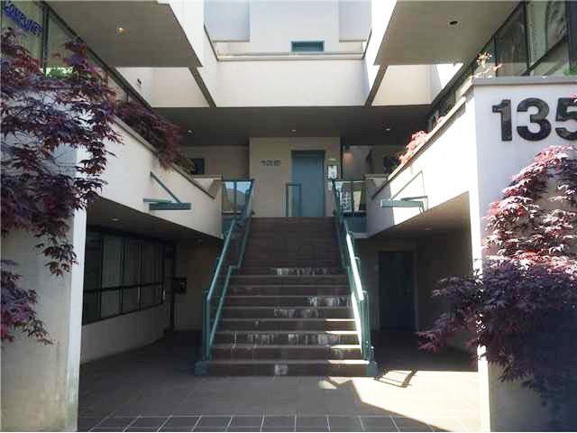 Main Photo: 205 135 E 15TH STREET in North Vancouver: Central Lonsdale Office for sale : MLS®# C8016783