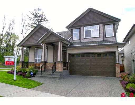 "Main Photo: 18992 70B Ave in Surrey: Clayton House for sale in ""Clayton Village"" (Cloverdale)  : MLS®# F2711239"