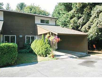 "Main Photo: 20945 CAMWOOD Ave in Maple Ridge: Southwest Maple Ridge Townhouse for sale in ""CAMWOOD GARDENS"" : MLS®# V621469"