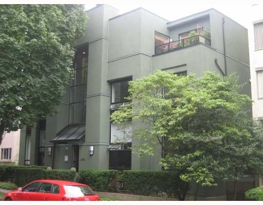 Main Photo: # 403 1232 Harwood St. in Vancouver: West End VW Condo for sale (Vancouver West)  : MLS®# V746909