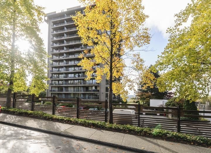 Main Photo: 605 3760 ALBERT Street in Burnaby: Vancouver Heights Condo for sale (Burnaby North)  : MLS®# R2414689