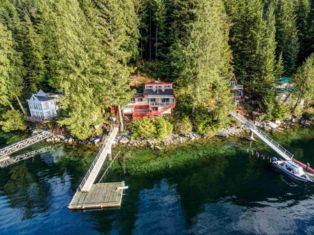 Photo 19: Photos: 26 E OF CROKER ISLAND in North Vancouver: Indian Arm House for sale : MLS®# R2424254
