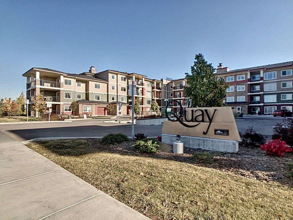 Main Photo: 418 7021 South Terwillegar Drive in Edmonton: Zone 14 Condo for sale : MLS®# E4188239