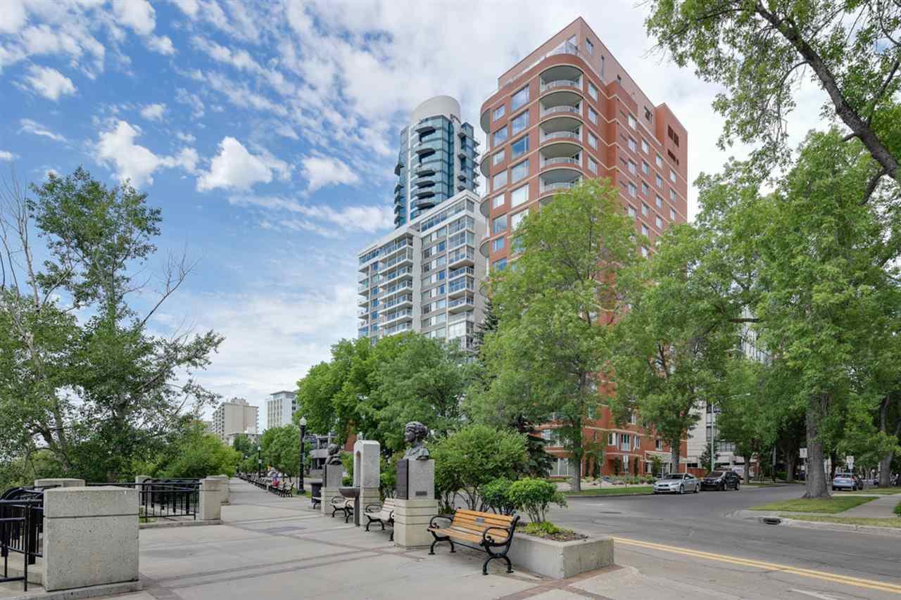 Main Photo: 303 10010 119 Street in Edmonton: Zone 12 Condo for sale : MLS®# E4205836