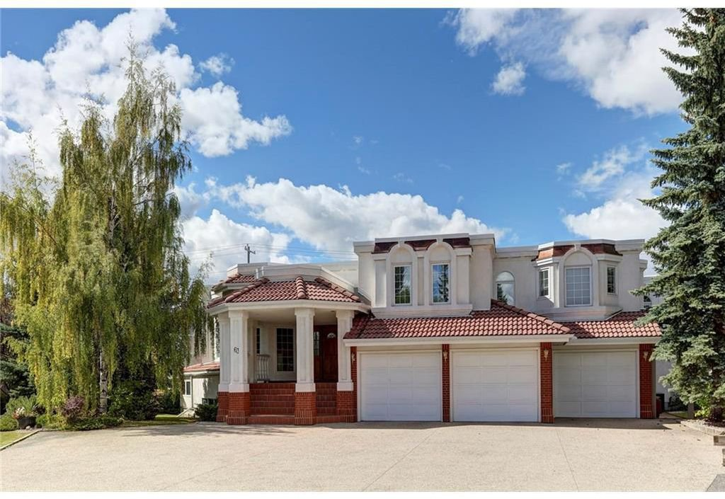 Main Photo: 63 BEL-AIRE Place SW in Calgary: Bel-Aire Detached for sale : MLS®# A1022318