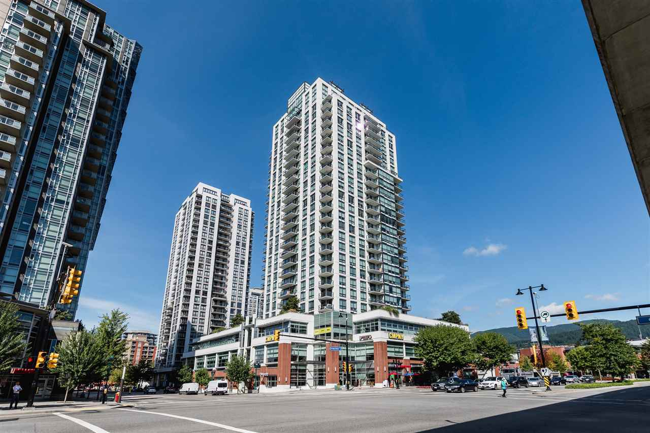 """Main Photo: 2606 3007 GLEN Drive in Coquitlam: North Coquitlam Condo for sale in """"EVERGREEN BY BOSA"""" : MLS®# R2491746"""