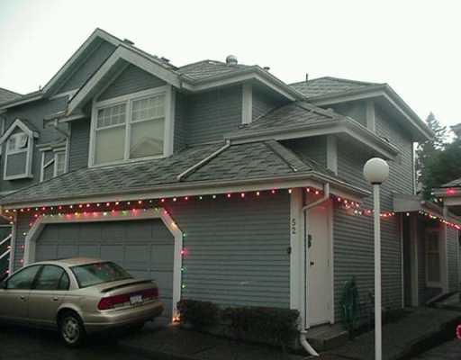 "Main Photo: 52 1140 FALCON DR in Coquitlam: Eagle Ridge CQ Townhouse for sale in ""FALCON GATE"" : MLS®# V570485"