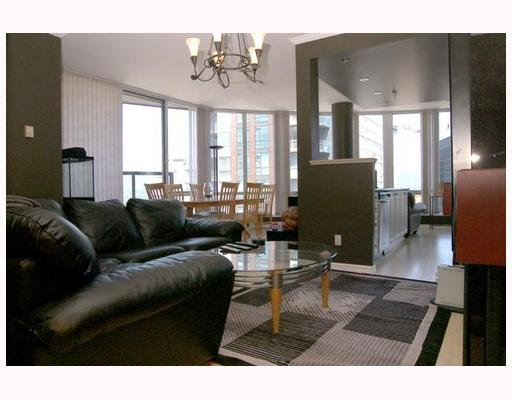 """Main Photo: 2702 1166 MELVILLE Street in Vancouver: Coal Harbour Condo for sale in """"ORCA PLACE"""" (Vancouver West)  : MLS®# V669737"""