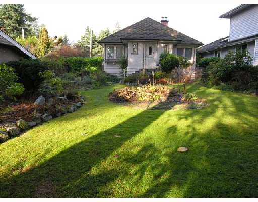 Main Photo: 1130 CORTELL Street in North_Vancouver: Pemberton Heights House for sale (North Vancouver)  : MLS®# V678853