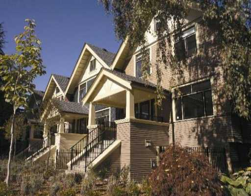 """Main Photo: 4 1425 W 11TH AV in Vancouver: Fairview VW Townhouse for sale in """"FAIRVIEW"""" (Vancouver West)  : MLS®# V522172"""