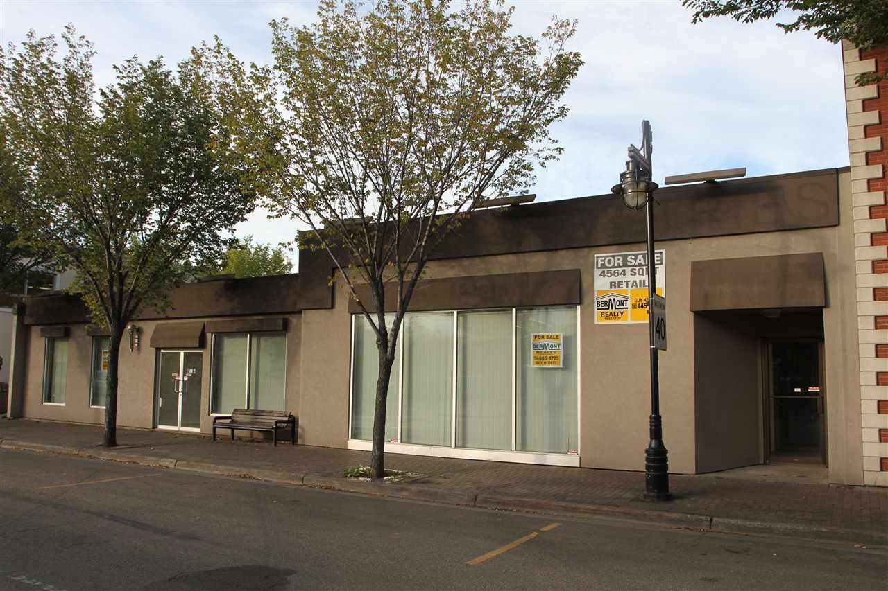 Main Photo: 18 Perron Street: St. Albert Retail for sale : MLS®# E4203569