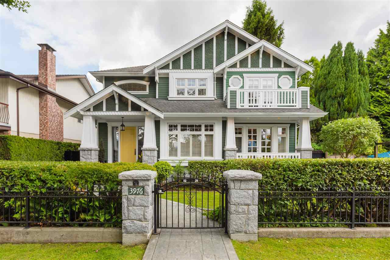 """Main Photo: 3976 MCGILL Street in Burnaby: Vancouver Heights House for sale in """"VANCOUVER HEIGHTS"""" (Burnaby North)  : MLS®# R2470783"""