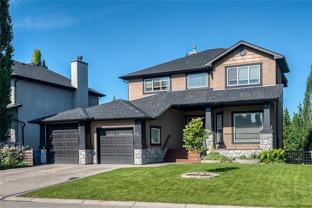 Main Photo: 650 WENTWORTH Place SW in Calgary: West Springs Detached for sale : MLS®# C4306163