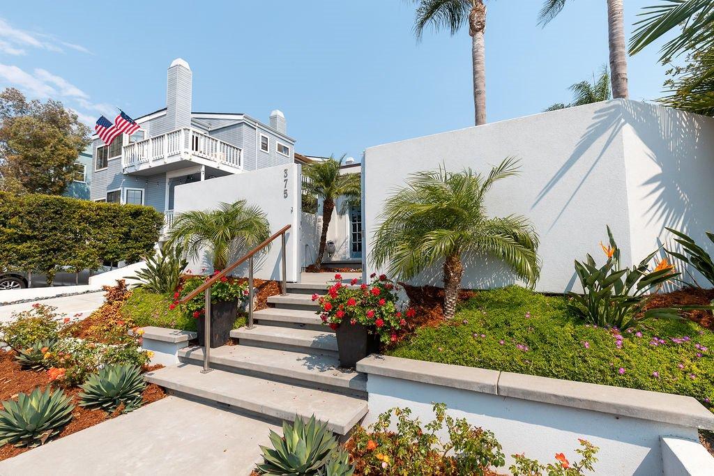 Main Photo: CORONADO VILLAGE House for sale : 2 bedrooms : 375 D Ave in Coronado