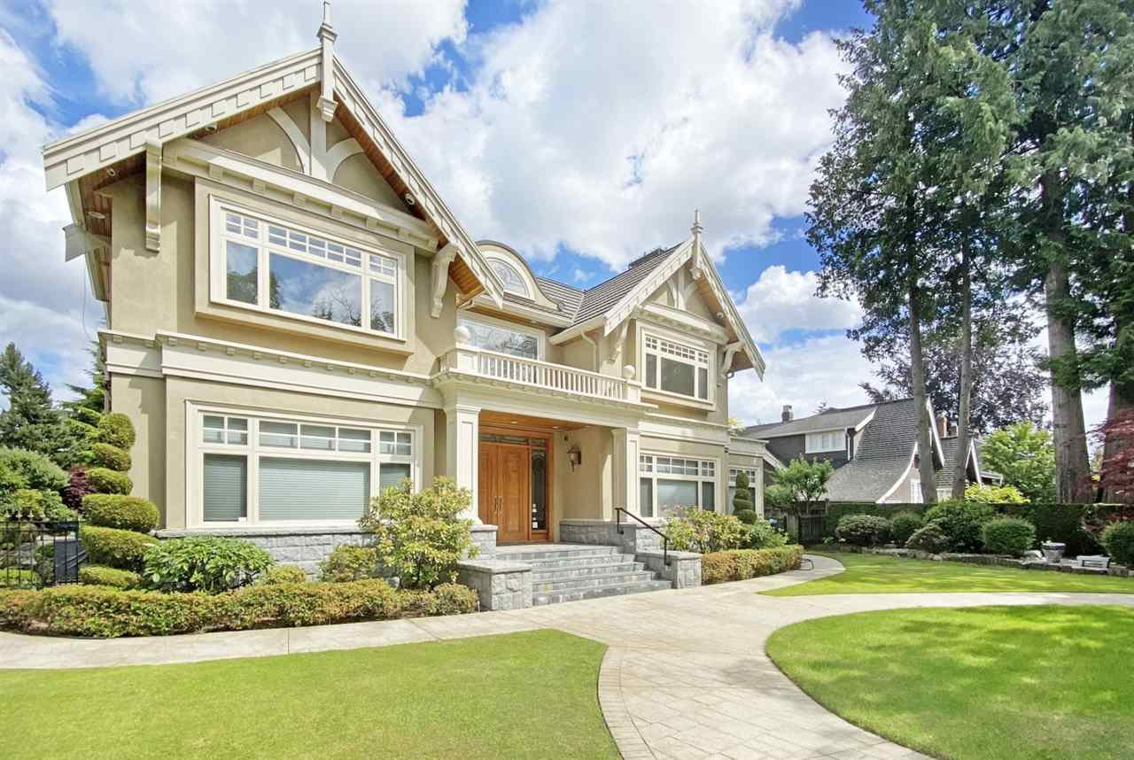 Main Photo: 6576 ADERA Street in Vancouver: South Granville House for sale (Vancouver West)  : MLS®# R2504063