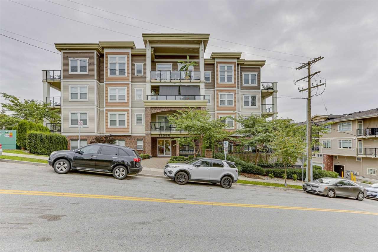 "Main Photo: 305 11580 223 Street in Maple Ridge: West Central Condo for sale in ""RIVER'S EDGE"" : MLS®# R2507331"