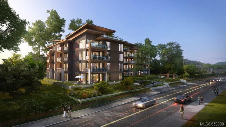 Main Photo: 205 1700 Balmoral Ave in : CV Comox (Town of) Condo for sale (Comox Valley)  : MLS®# 858338