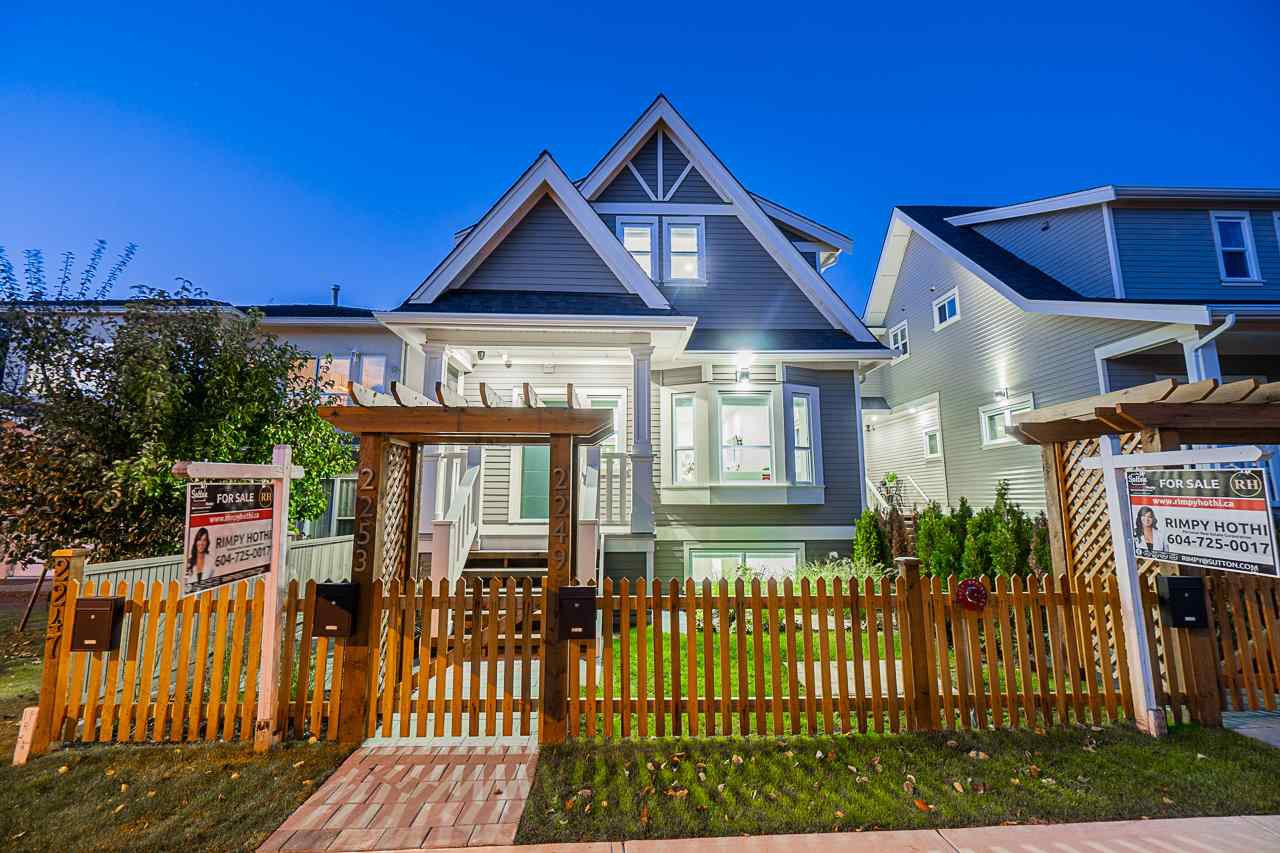 Main Photo: 2249 E 35 Avenue in Vancouver: Victoria VE 1/2 Duplex for sale (Vancouver East)  : MLS®# R2515347