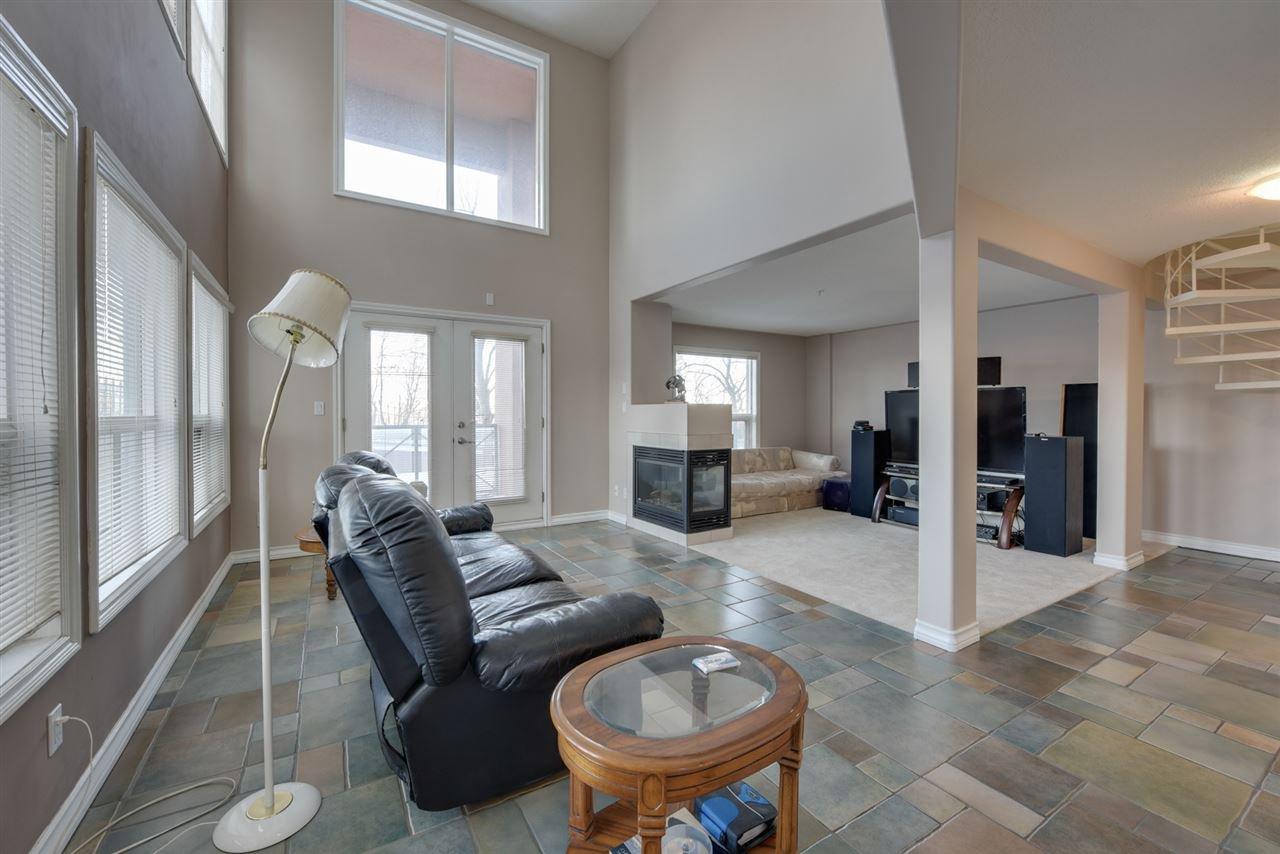Main Photo: 101 10855 SASKATCHEWAN Drive in Edmonton: Zone 15 Condo for sale : MLS®# E4224908