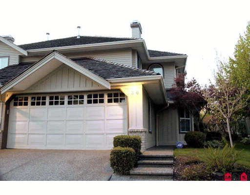 Main Photo: 30 15860 82 Avenue in Surrey: Fleetwood Tynehead Townhouse for sale : MLS®# F2909012