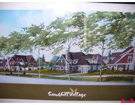 "Main Photo: 19 19977 71ST Avenue in Langley: Willoughby Heights 1/2 Duplex for sale in ""SANDHILL VILLAGE"" : MLS®# F2803503"