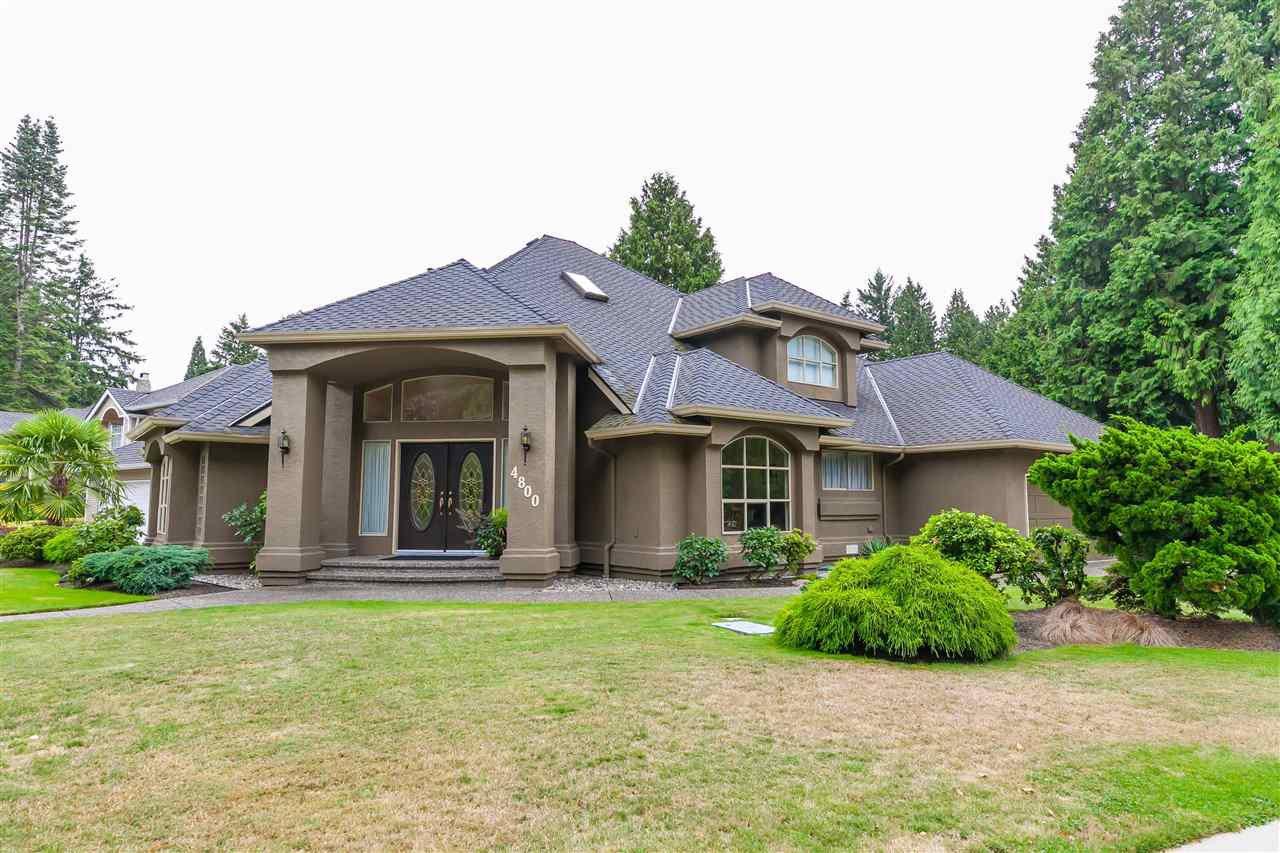 Main Photo: 4800 ENGLISH BLUFF Court in Delta: Tsawwassen Central House for sale (Tsawwassen)  : MLS®# R2399486