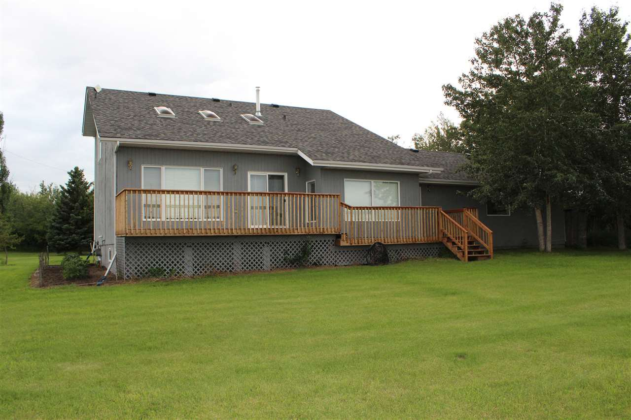 Main Photo: 57019 RGE RD 230: Rural Sturgeon County House for sale : MLS®# E4186437