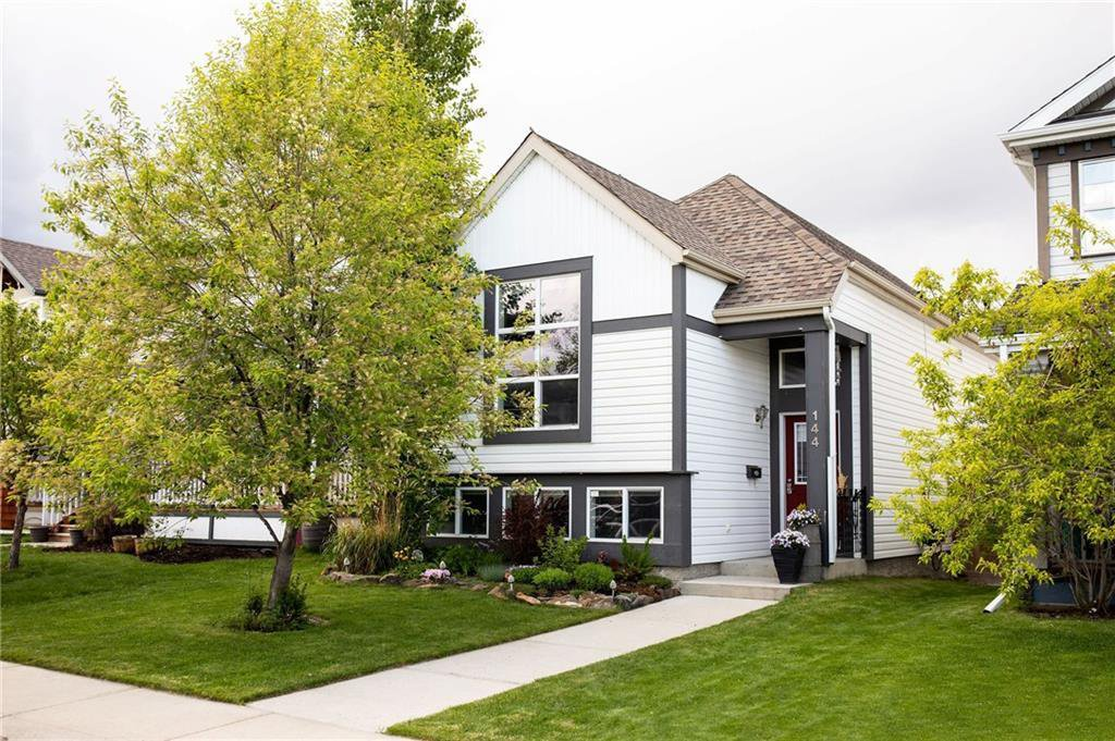 Main Photo: 144 COPPERFIELD Manor SE in Calgary: Copperfield Detached for sale : MLS®# C4300694