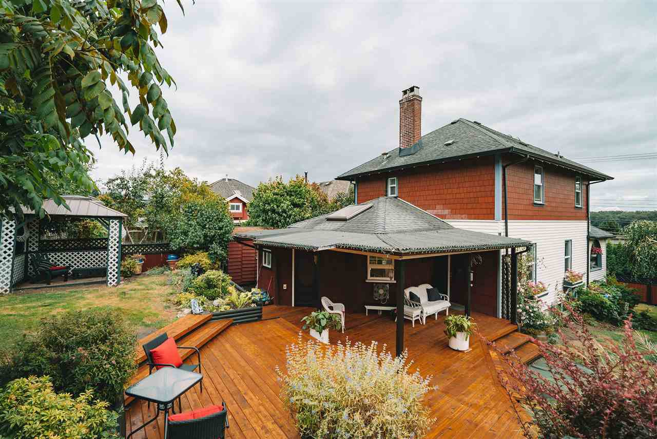 Main Photo: 1717 SIXTH Avenue in New Westminster: West End NW House for sale : MLS®# R2493505