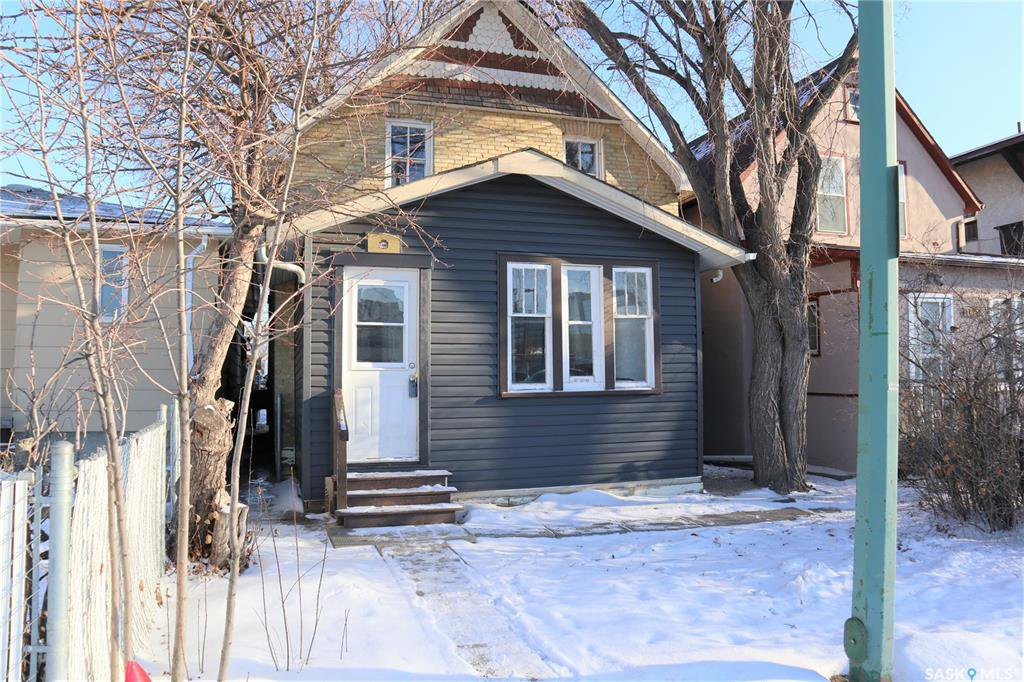 Main Photo: 1717 St John Street in Regina: General Hospital Residential for sale : MLS®# SK837620