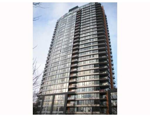 Main Photo: # 1605 33 SMITHE ST in Vancouver: Condo for sale : MLS®# V813723
